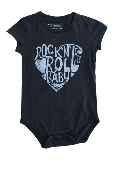 Minene Girls Rock `n` Roll Bodysuit
