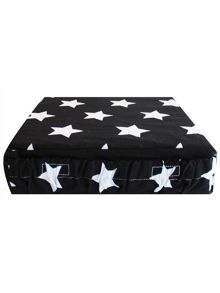Minene Black Star Booster cushion