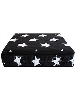 Black Star Booster cushion