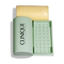 Clinique Mild Facial Soap With Dish 150g