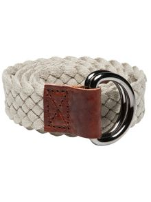 Abacus Braided belt