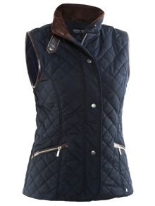 Abacus Hisingen Quilted Vest