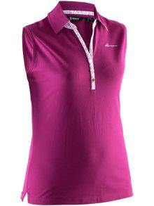 Abacus Lily Sleeveless Polo