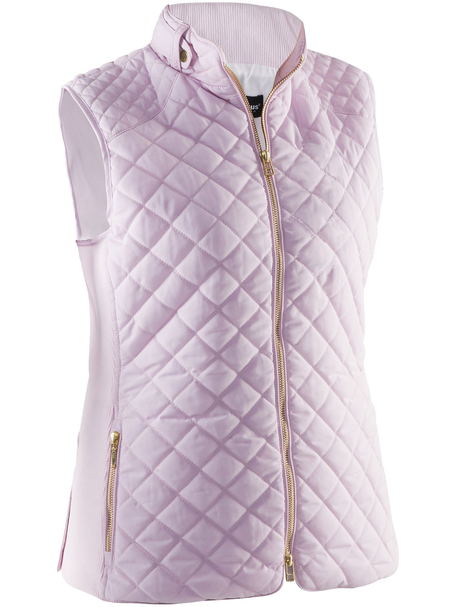 Abacus Abacus Avanti Quilted Gilet, Blossom