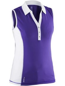 Abacus Elsa Sleeveless Polo