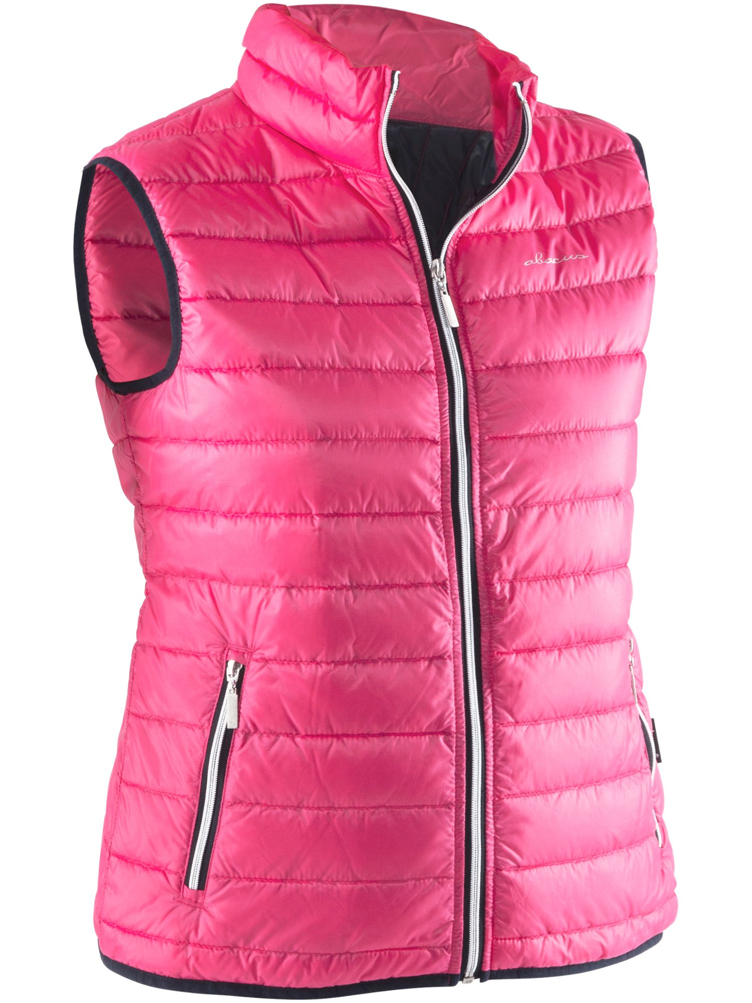 Abacus Griffin Down Gilet, Pink