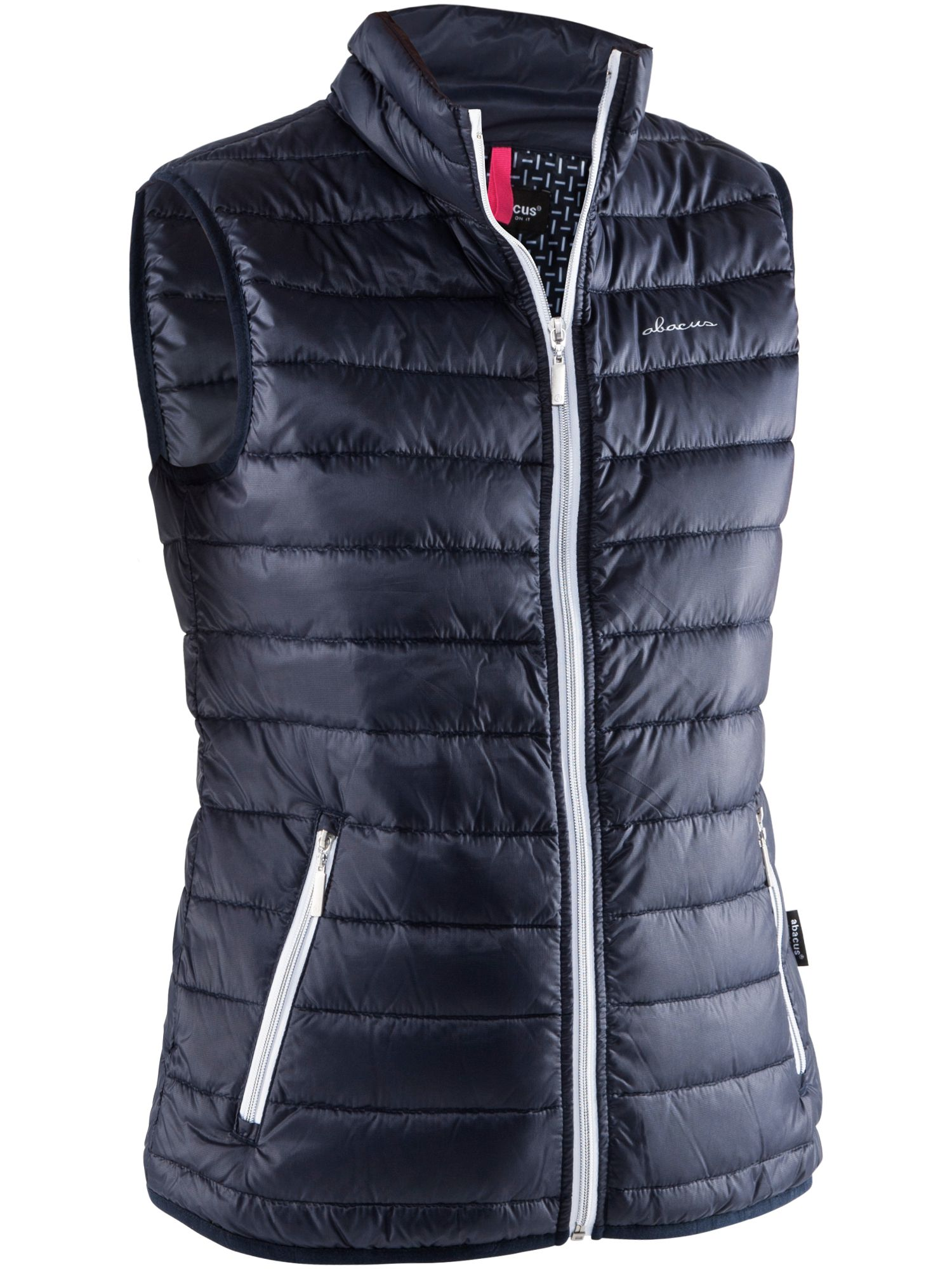Abacus Griffin Down Gilet, Blue