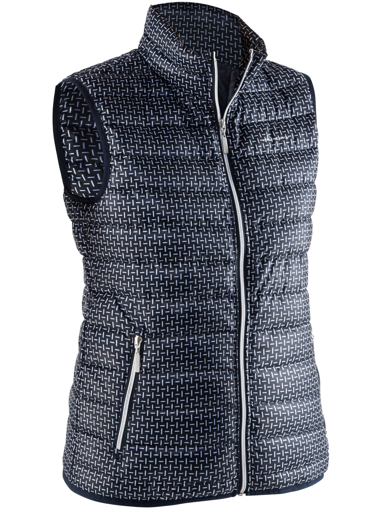 Abacus Griffin Down Gilet, French Blue