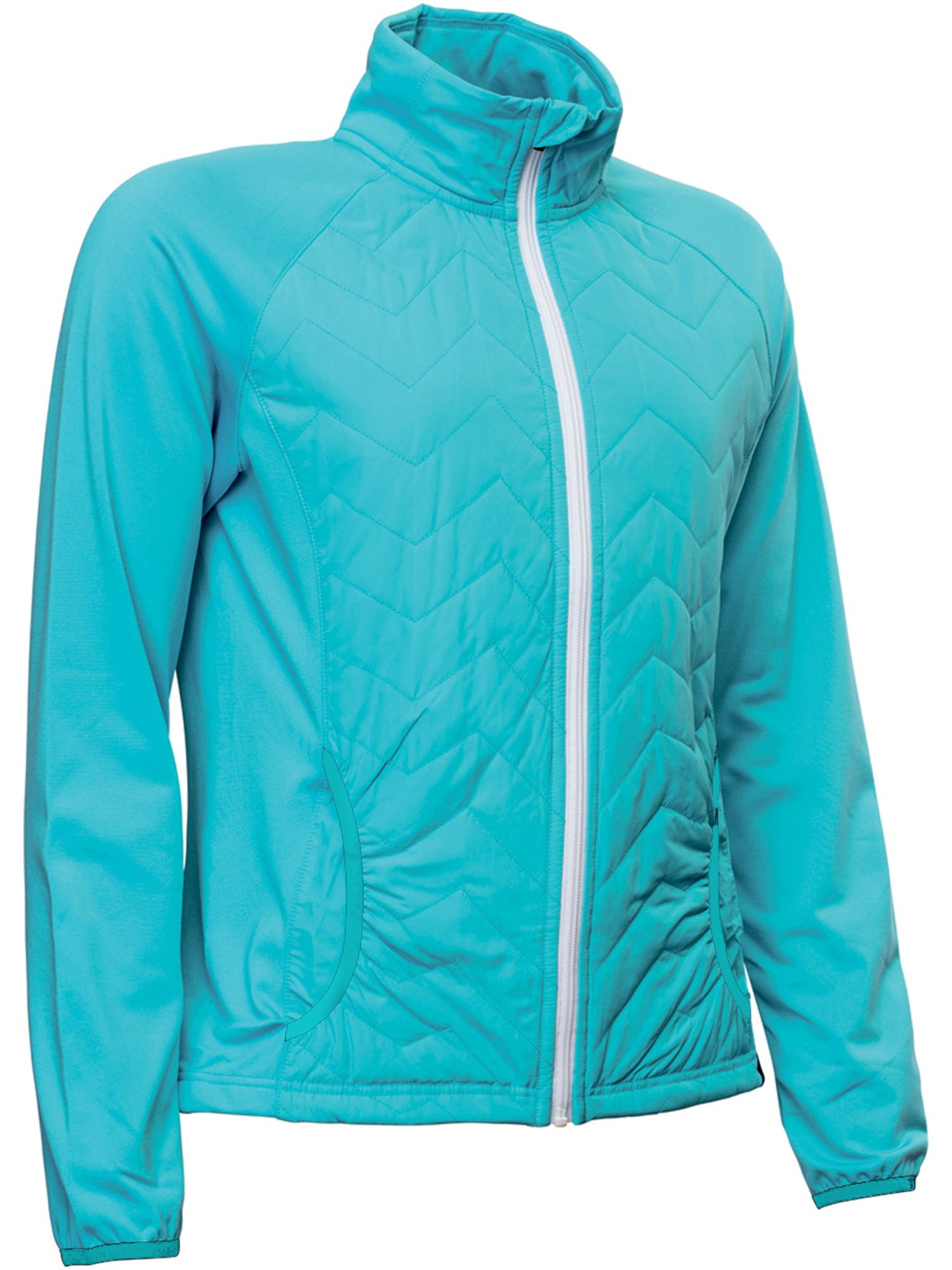 Abacus Hybrid Jacket, Blue