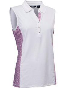 Abacus Karin Sleeveless Polo
