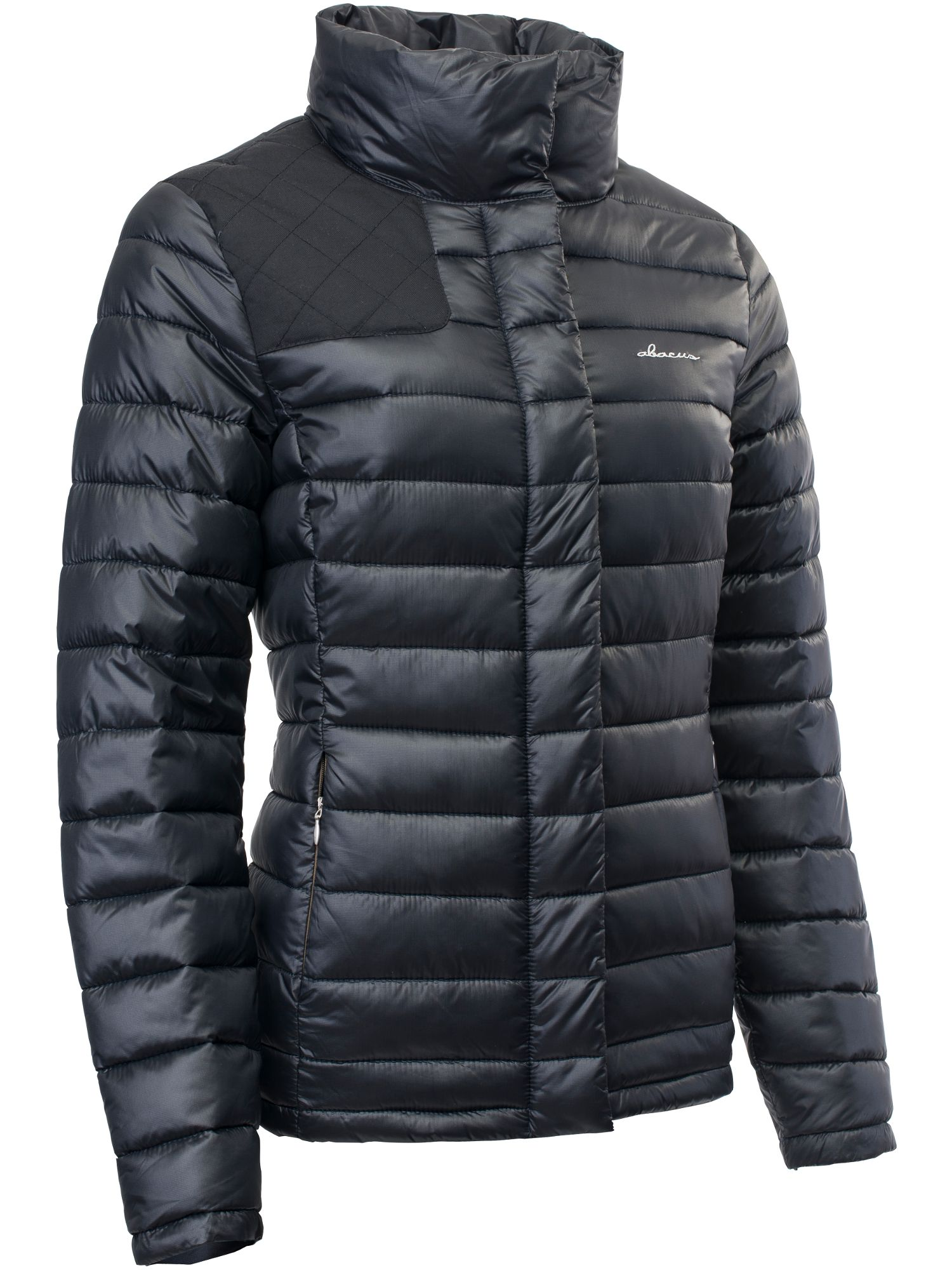 Abacus Cornwall Downlook Jacket, Black