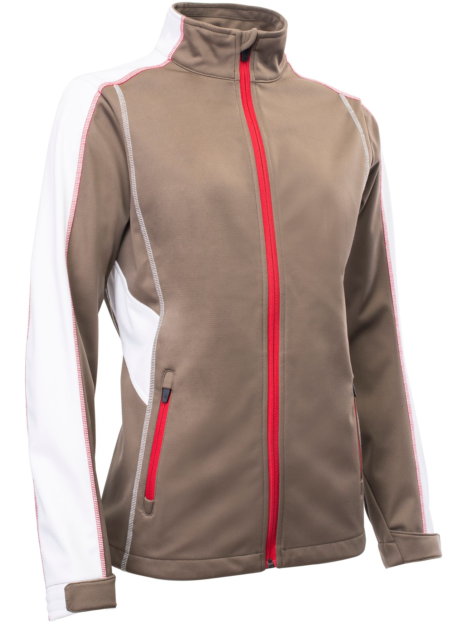 Abacus Aberdeen Softshell Jacket, White