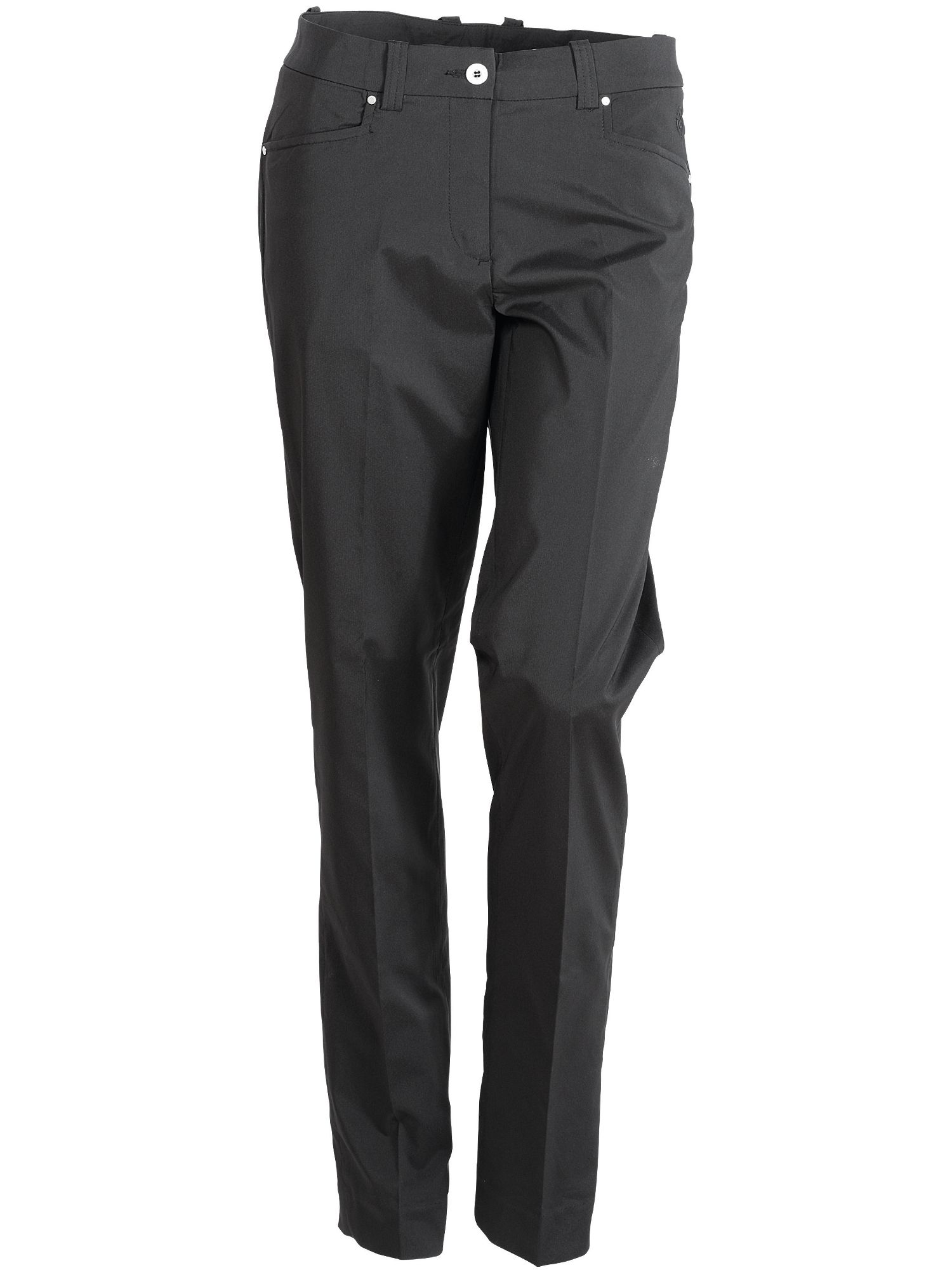 Abacus Cleek Trousers, Black