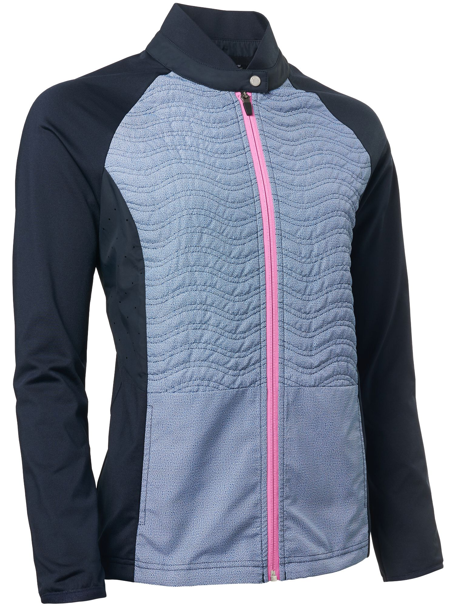 Abacus Troon Hybrid Jacket, Blue