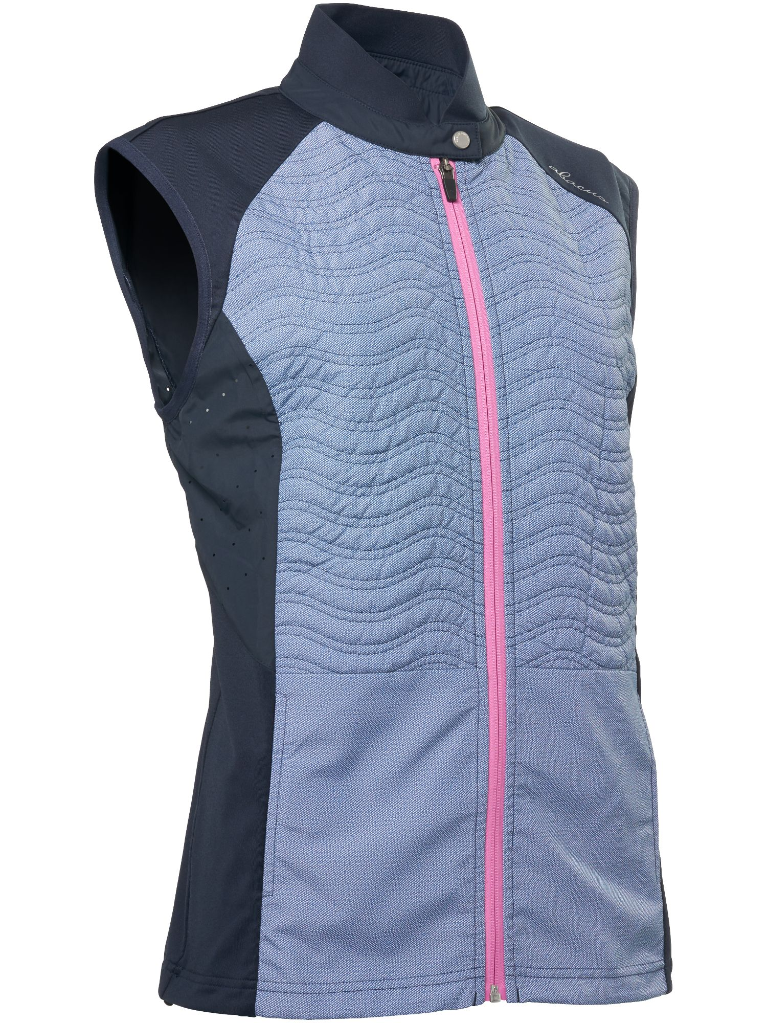 Abacus Troon Hybrid Gilet, Blue