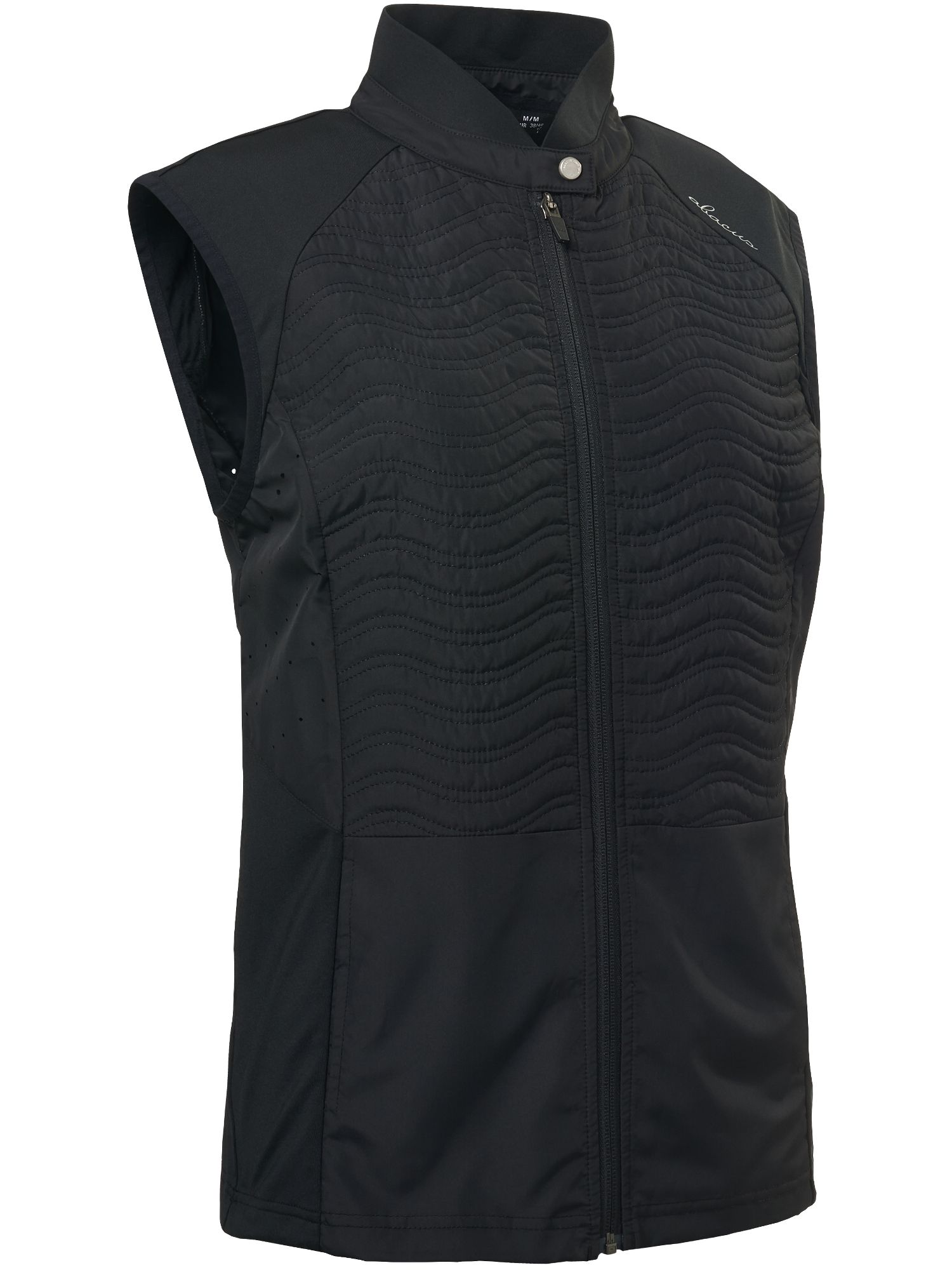 Abacus Troon Hybrid Gilet, Black