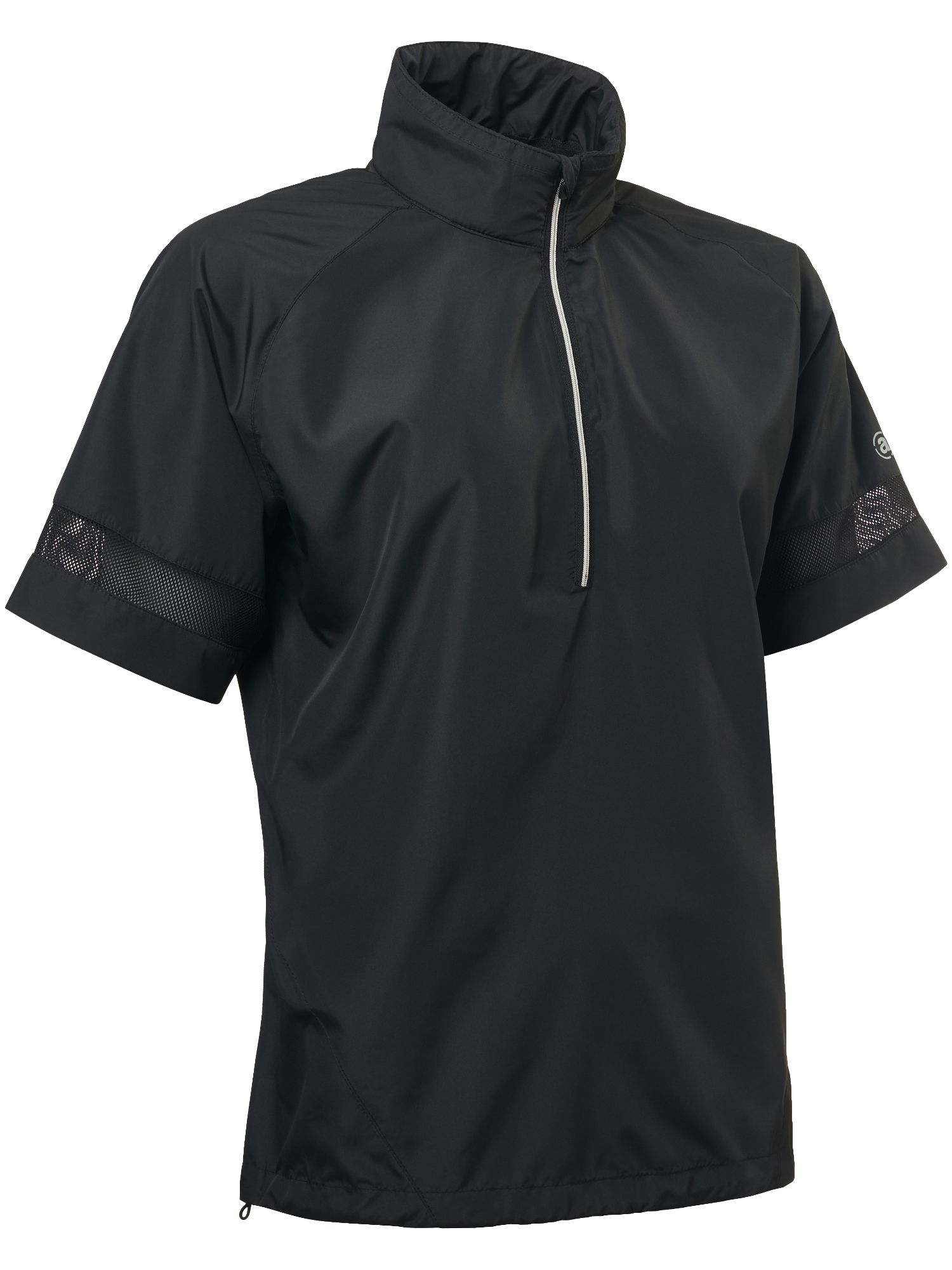 Abacus Glade Wind Shirt, Black