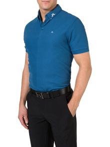 J Lindeberg Golf Rubi tour pique polo