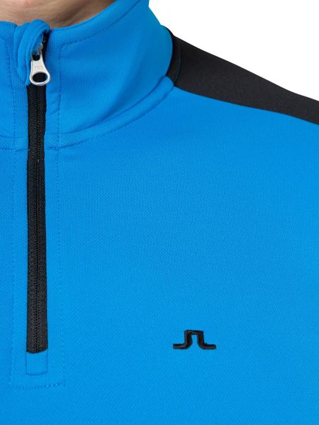 J Lindeberg Golf Mid Fieldsensor Block Jumper