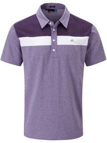 J Lindeberg Golf Cory Lux Polo
