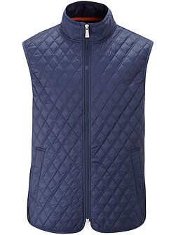 Quilted Club Gilet