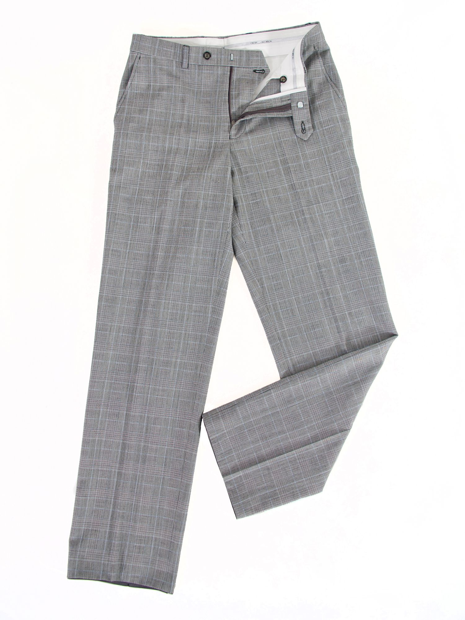 Greg Prince of Wales check trousers