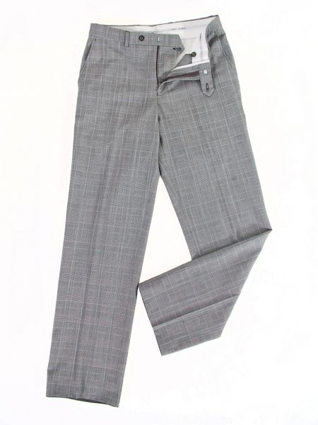 Oscar Jacobson Prince of Wales performance trousers