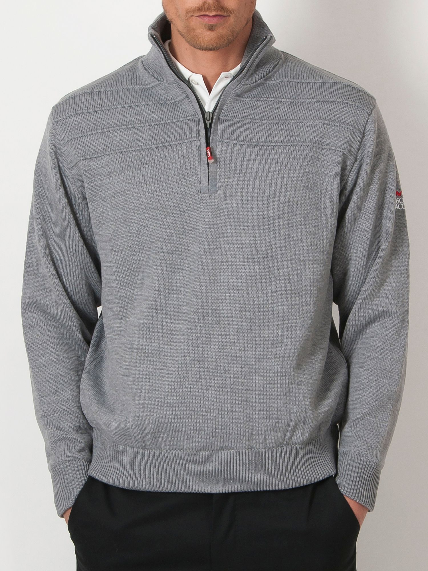 Orson lined sweater