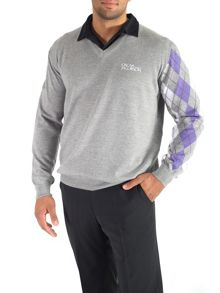 Kent tour merino wool sweater