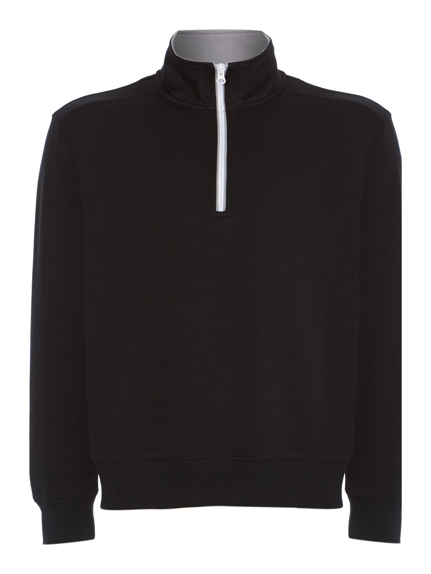 Bradley quater zip sweater