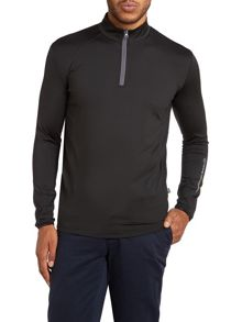 Ronald thermal half zip jumper