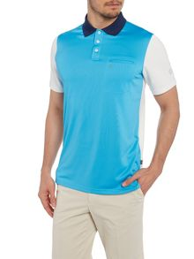 Brody Stripe Polo Regular Fit Polo Shirt