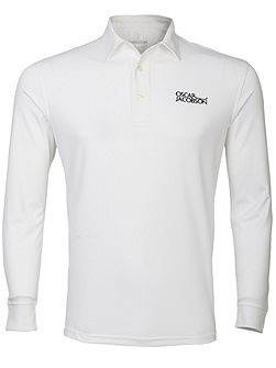 Hubert Tour Long Sleeve Polo