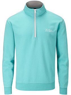 Bradley tour quarter zip sweater