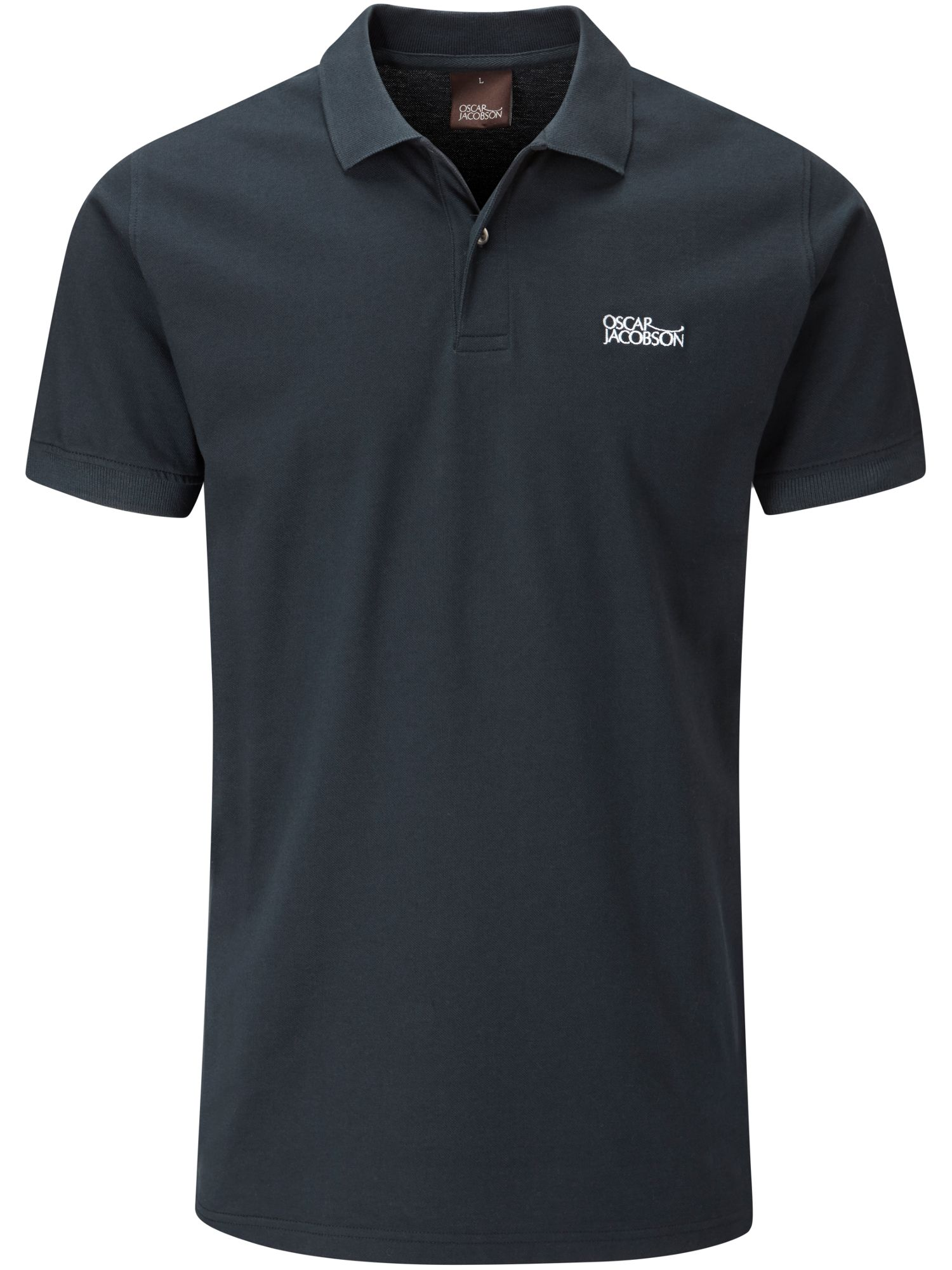 Men's Oscar Jacobson Rick tour polo, Blue