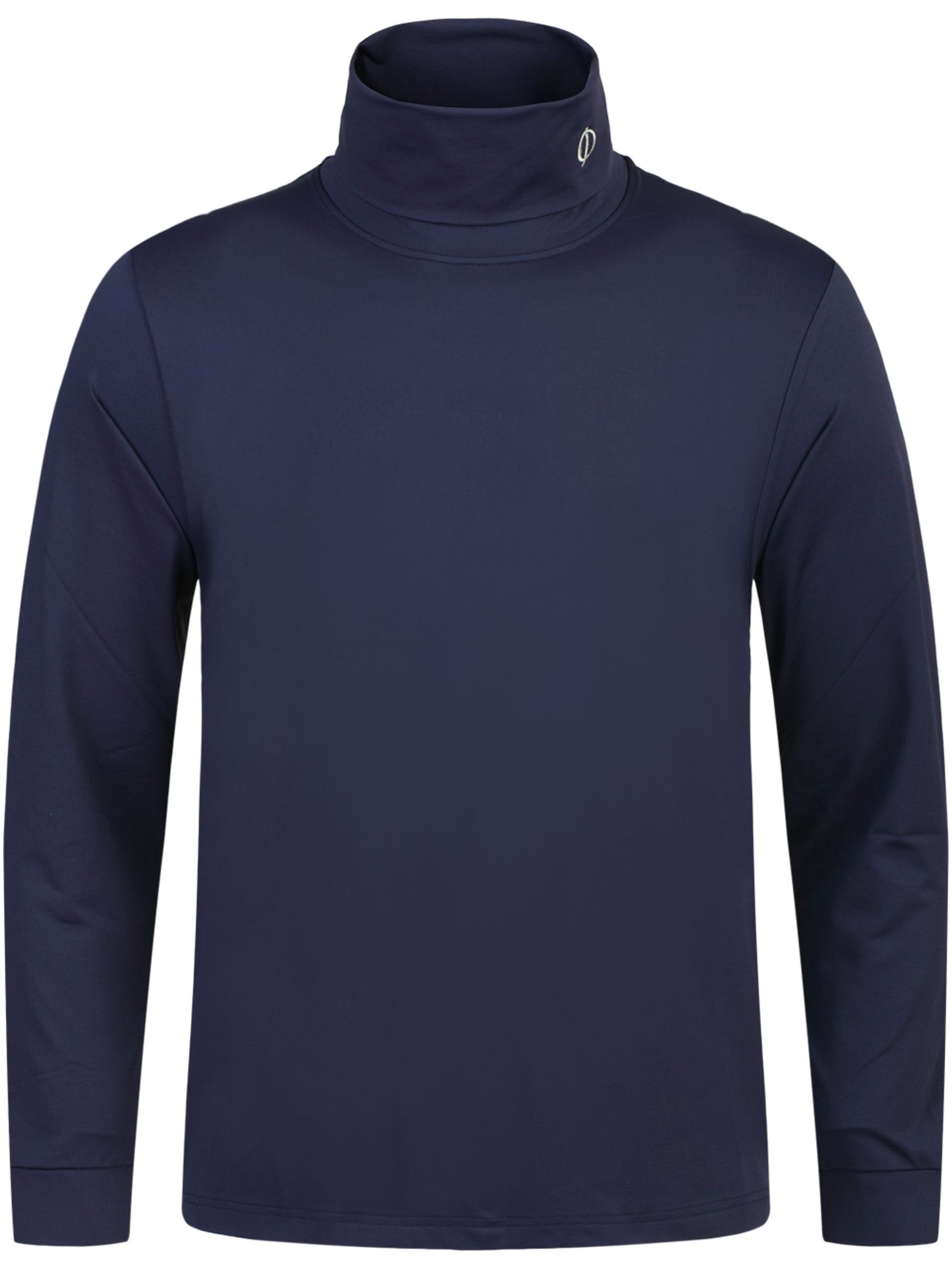 Men's Oscar Jacobson Birk Rollneck, Dark Blue