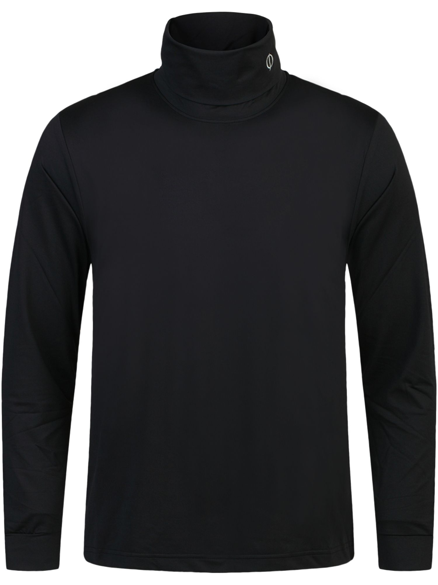 Men's Oscar Jacobson Birk Rollneck, Black