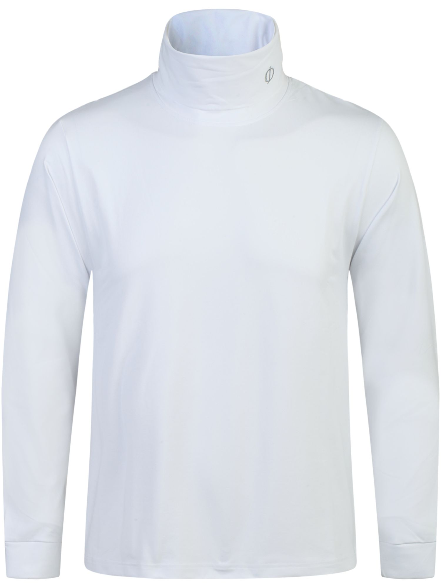 Men's Oscar Jacobson Birk Rollneck, White