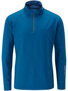 Oscar Jacobson Rock Thermal Half Zip