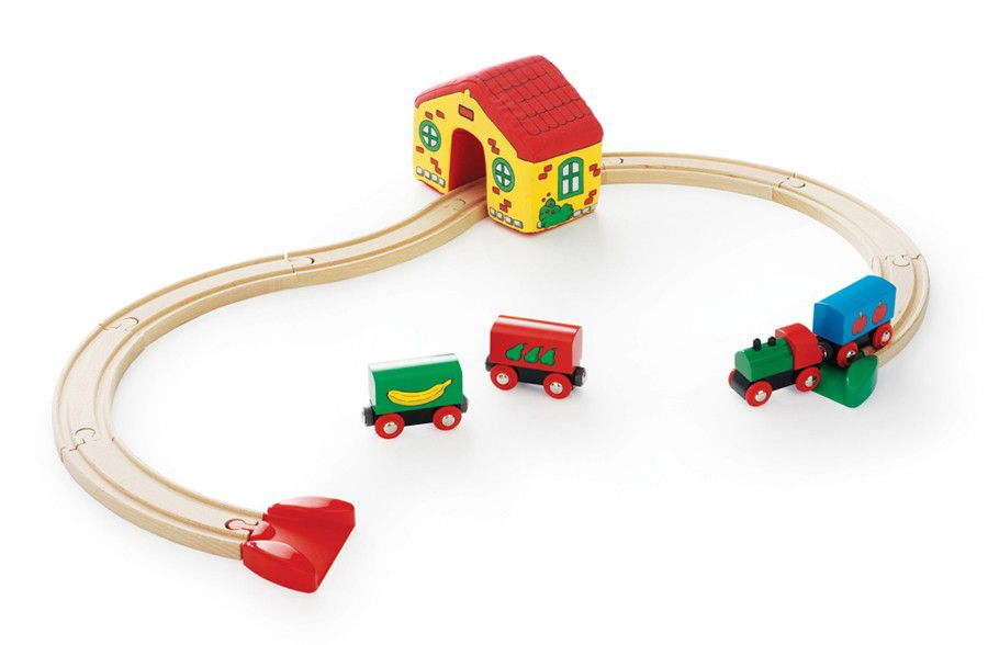 Brio My First  Railway Set 33700