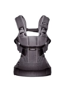 BabyBjorn Baby Carrier One - Denim grey