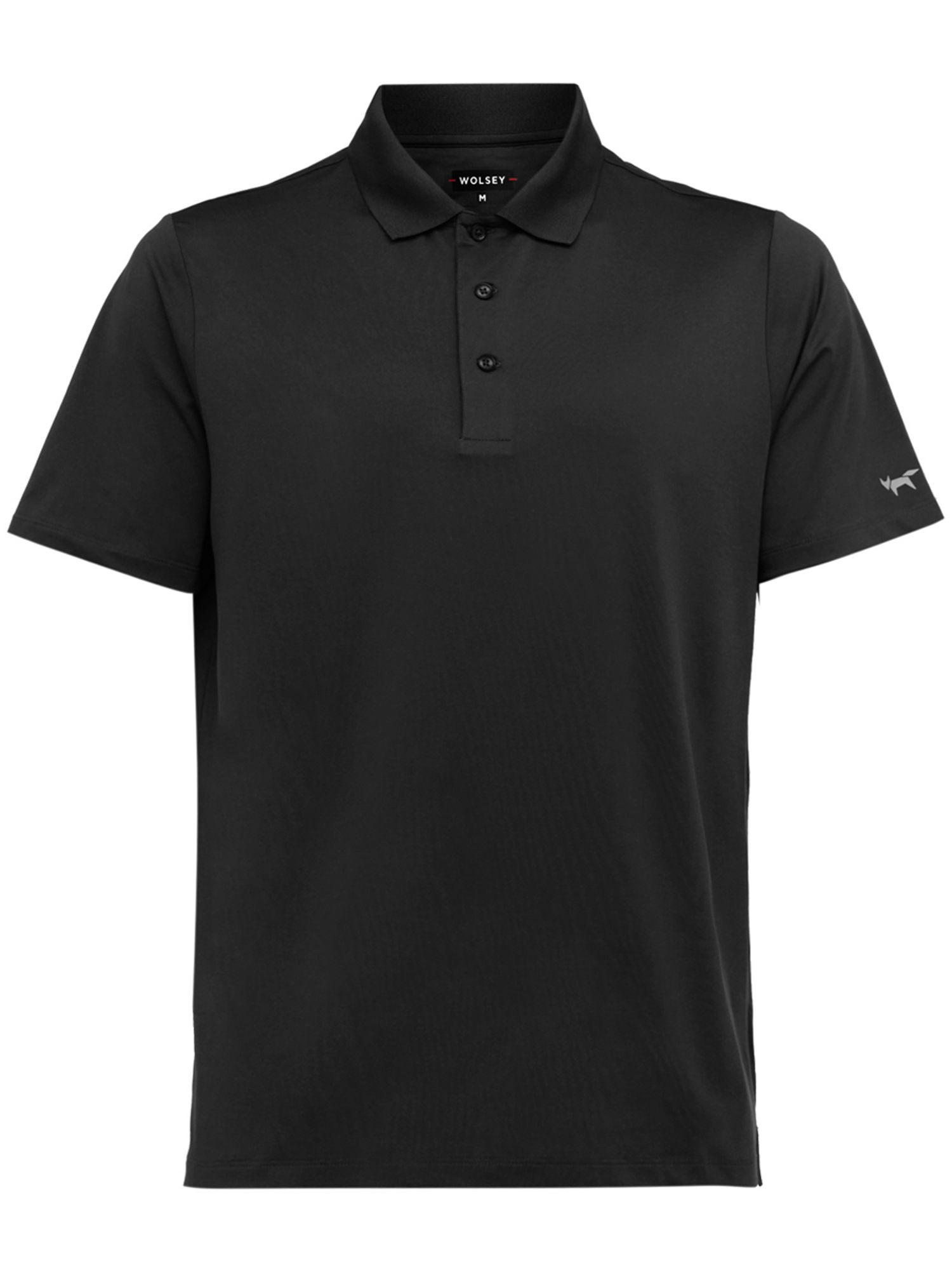 Men's Wolsey Classic Polo, Black