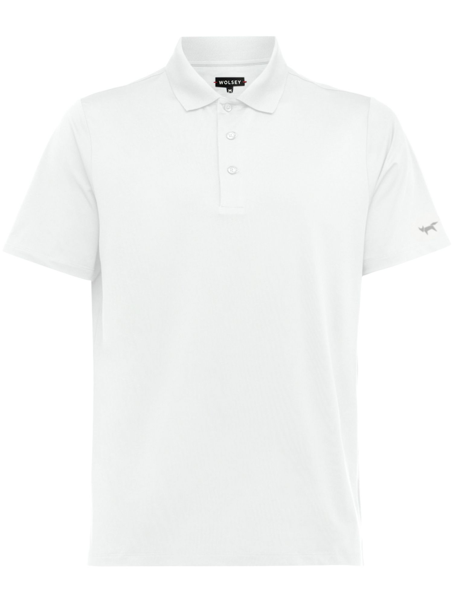 Men's Wolsey Classic Polo, White