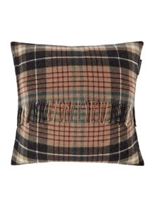 Lexington Classic Checked Wool Sham Beige Multi