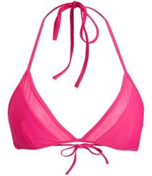 Bjorn Borg Seasonal solid triangle bikini top