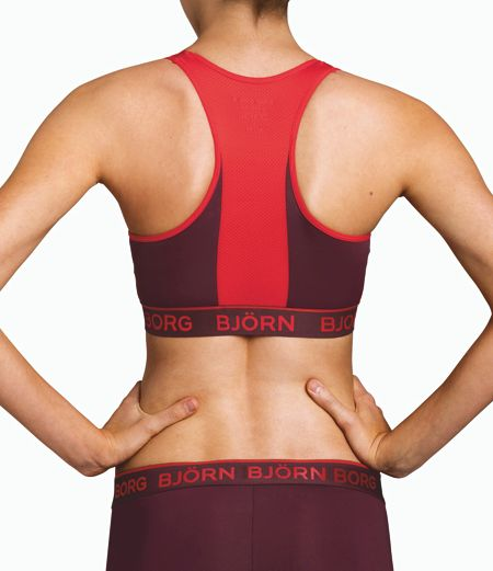 Bjorn Borg Medium support sport top