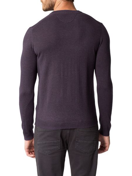 Marc O'Polo Pure virgin wool V-Neck Pullover