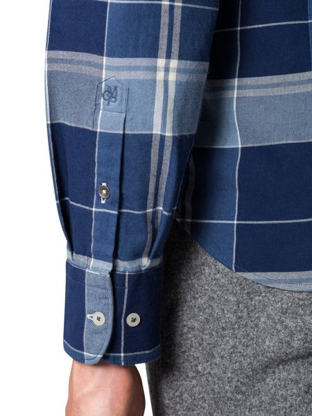 Marc O'Polo Checked shirt in cozy cotton