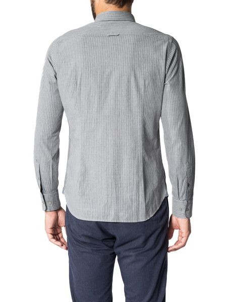 Marc O'Polo Long-sleeved shirt with striped pattern