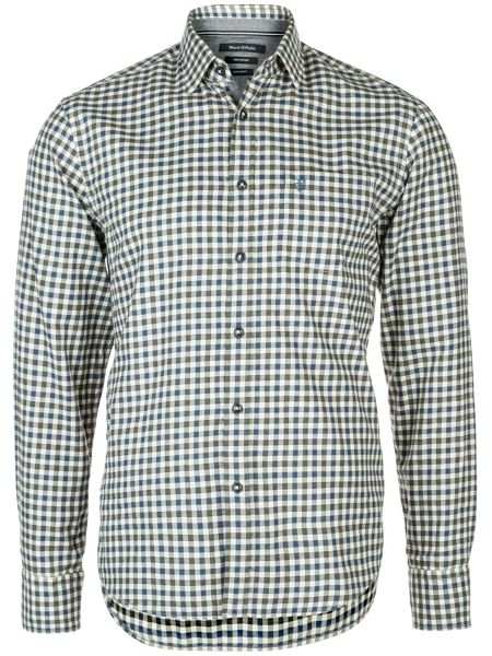 Marc O'Polo Long-sleeve shirt in cosy cotton